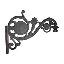 Porte lanterne fonte