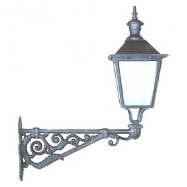 Porte lanterne fonte complet