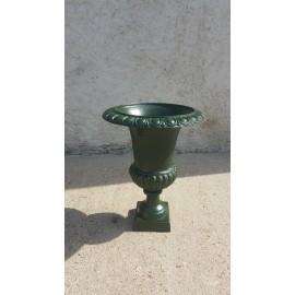 Vase en fonte